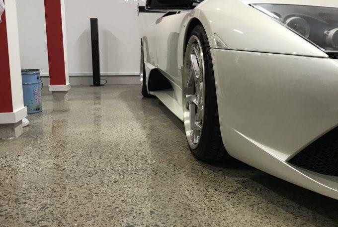 Lamborghini ガレージ